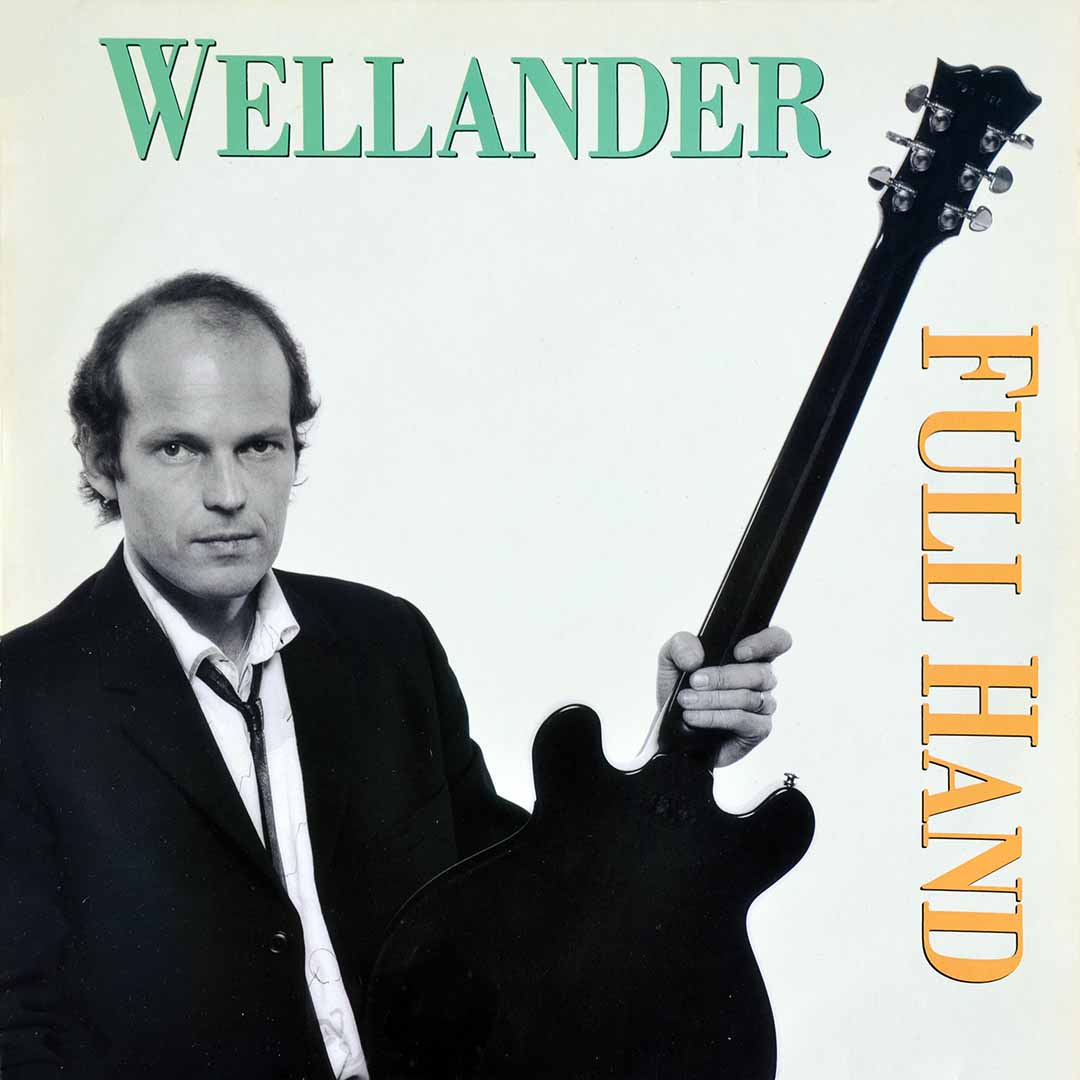 Lasse Wellander - Full Hand, cover
